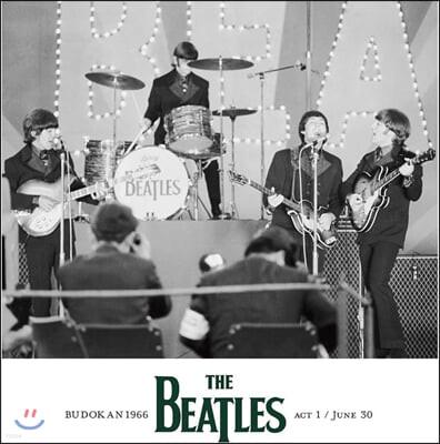 The Beatles (비틀즈) - 부도칸 라이브 Budokan 1966 Act 1 [컬러 LP]