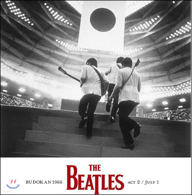The Beatles (비틀즈) - 부도칸 라이브 Budokan 1966 Act 2 [컬러 LP]