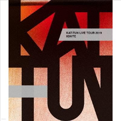Kat-Tun (캇툰) - Live Tour 2019 Ignite (Blu-ray)(Blu-ray)(2020)