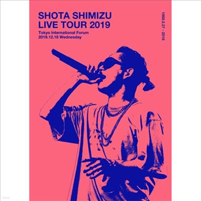 Shimizu Shota (시미즈 쇼타) - Live Tour 2019 (지역코드2)(DVD)
