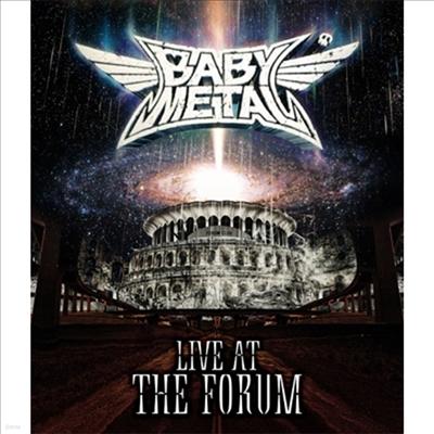 Babymetal (베이비메탈) - Live At The Forum (Blu-ray)(Blu-ray)(2020)
