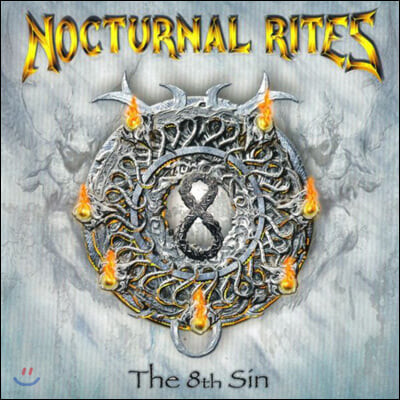Nocturnal Rites (녹터널 라이츠) - The 8th Sin