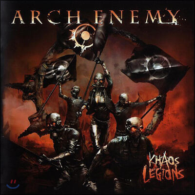Arch Enemy (아치 에너미) - Khaos Legions