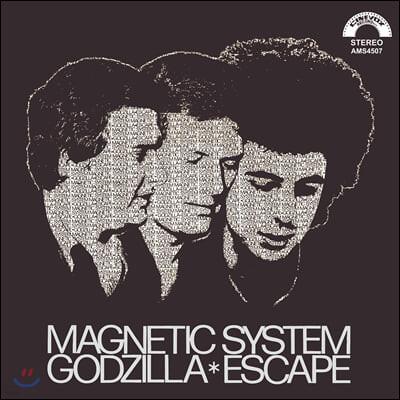 고질라 / 오페라치오네 카파: 스파라테 비스타 영화음악 (Godzilla / Operazione Kappa: Sparate a Vista OST by Magnetic System) [7인치 Vinyl]
