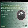 ����: ���̿ø� ���ְ� & ÿ�� ���ְ� - ���̿ø����� ��� (Schumann: Violin Concerto & Cello Concerto - arr. for Violin) - Anthony Marwood