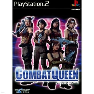 PS2 컴뱃퀸 (Combat Queen) (일본판)