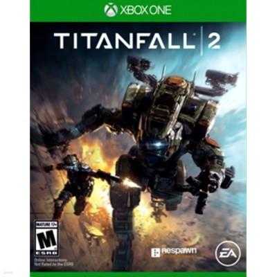 Xbox One 타이탄폴 2 (Titanfall 2) (북미판)