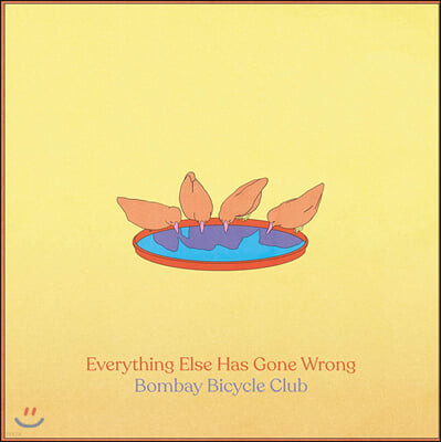 Bombay Bicycle Club (봄베이 바이시클 클럽) - Everything Else Has Gone Wrong [2LP]