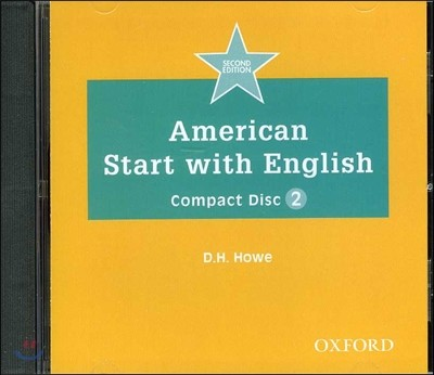 American Start with English: 2: Class CD Level 2