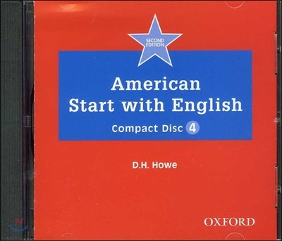 American Start with English: 4: Class CD Level 4