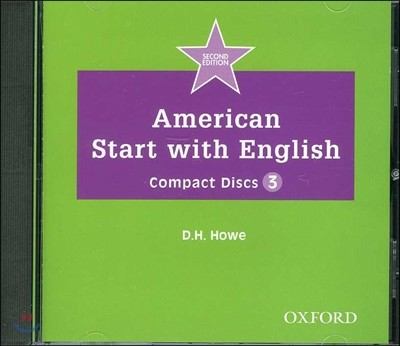 American Start with English: 3: Class CD Level 3