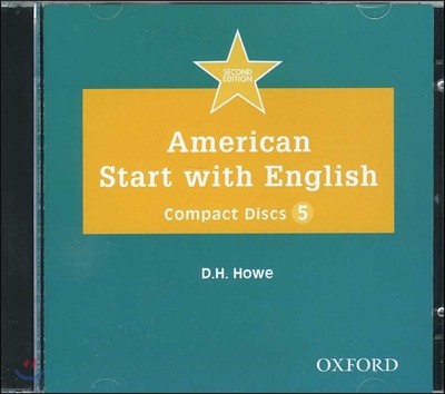 American Start with English: 5: Class CD Level 5