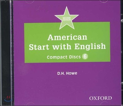 American Start with English: 6: Class CD Level 6