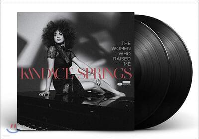Kandace Springs (캔디스 스프링스) - The Women Who Raised Me [2LP]