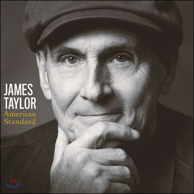 James Taylor (제임스 테일러) - American Standard [2LP]