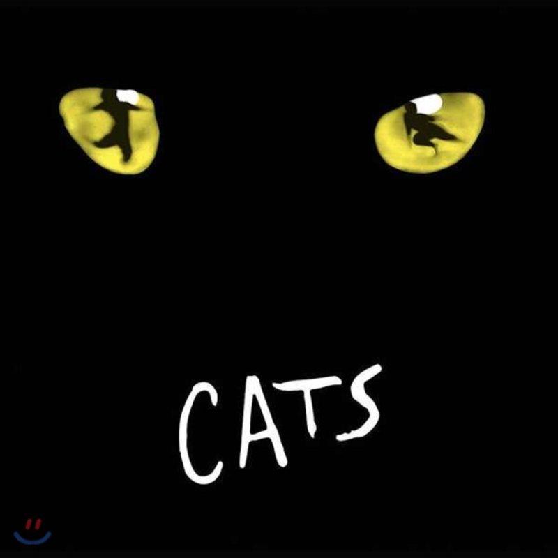 캣츠 뮤지컬음악 (Cats OST by Andrew Lloyd Webber 앤드류 로이드 웨버) [2LP]