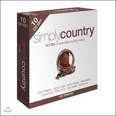 컨트리 음악 150곡 모음집 (Simply Country)
