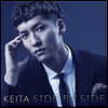Tachibana Keita (Ÿġ�ٳ� ����Ÿ) - Side By Side (CD+DVD) (��ȸ������)