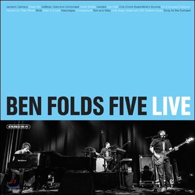 Ben Folds Five - Ben Folds Five Live