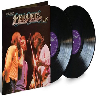 Bee Gees - Here At Last: Bee Gees Live (Remastered)(180g 2LP)