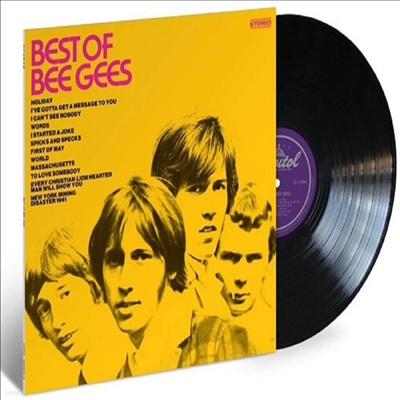 Bee Gees - Best Of Bee Gees (Remastered)(180g LP)