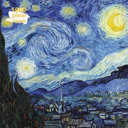 직소퍼즐 Vincent van Gogh: Starry Night