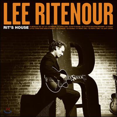 Lee Ritenour (리 릿나워) - Rit's House [2LP]