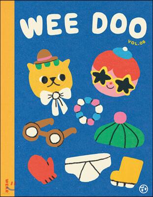 위 두 매거진 Wee Doo kids magazine (격월간) : Vol.08 [2020]
