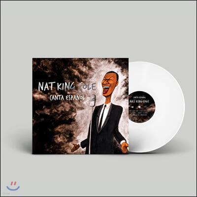Nat King Cole - Canta Espanol 냇 킹 콜 스페인어 앨범 [화이트 컬러 LP]