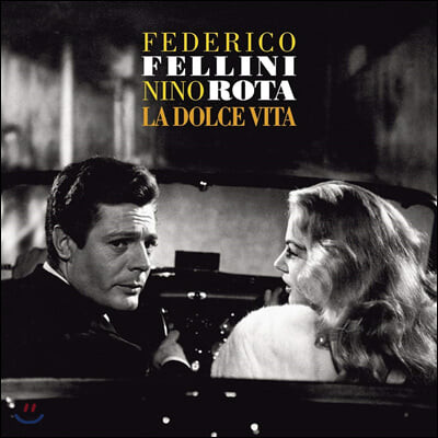 달콤한 인생 영화음악 (La Dolce Vita OST by Federico Fellini & Nino Rota) [2LP]