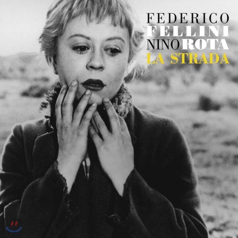 길 영화음악 (La Strada OST by Federico Fellini & Nino Rota) [2LP]