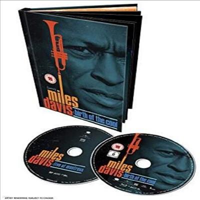 Miles Davis - Miles Davis: Birth Of The Cool (2DVD)(Blu-ray)(2020)