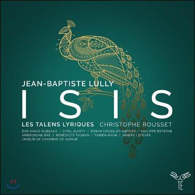 Christophe Rousset 륄리: 이시스 (Jean-Baptiste Lully: Isis)
