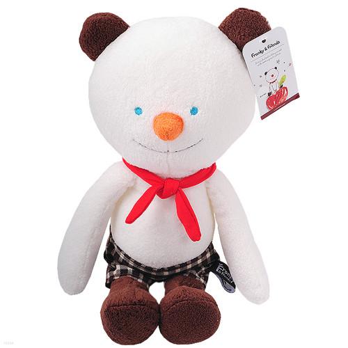 프랭키와 친구들/프랭키인형/곰인형/눈사람인형/프랭키소형-37cm