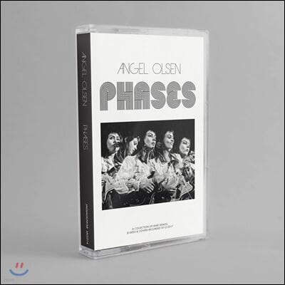 Angel Olsen (앤젤 올슨) - Phases [카세트테이프]