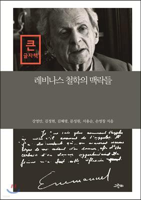 레비나스 철학의 맥락들 (큰글자책)