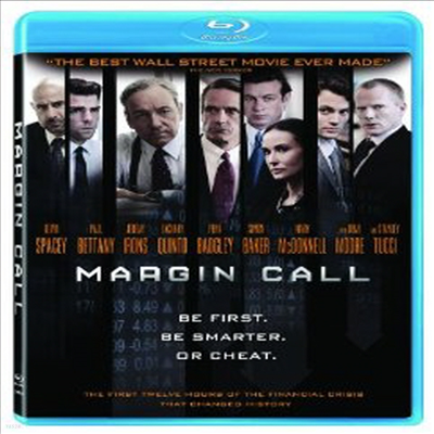 Margin Call (마진콜) (한글무자막)(Blu-ray) (2011)