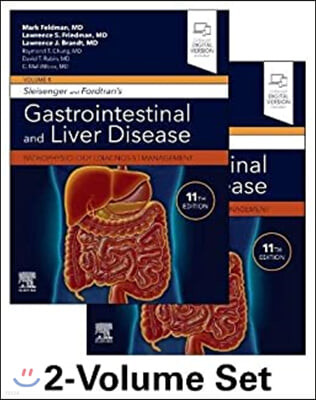 Sleisenger and Fordtran's Gastrointestinal and Liver Disease, 11/E (2-volume set)