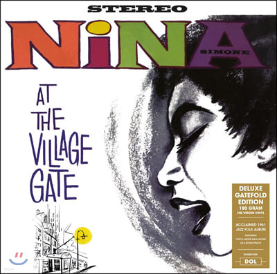 Nina Simone (니나 시몬) - At The Village Gate [LP]