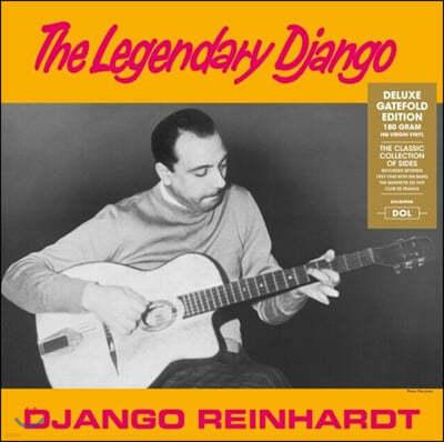 Django Reinhardt (장고 라인하르트) - The Legendary Django [LP]