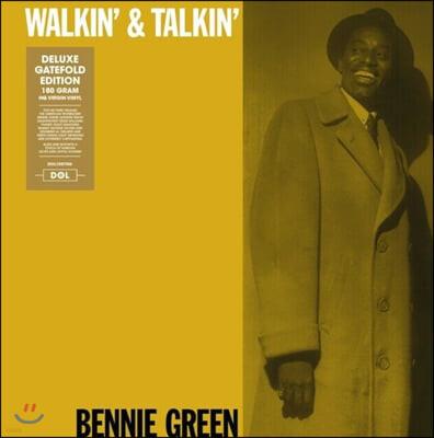 Bennie Green (베니 그린) - Walkin' And Talkin' [LP]