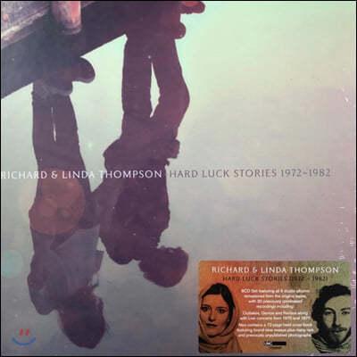Richard & Linda Thompson (리차드 & 린다 톰슨) - Hard Luck Stories 1972-1982