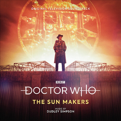 Dudley Simpson - Doctor Who: The Sun Makers (닥터 후 : 선 메이커) (Soundtrack)(LP)