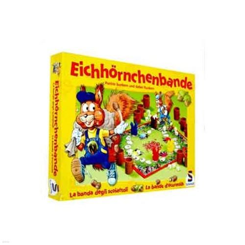 다람쥐와 친구들 보드게임 Eichcornchenbande