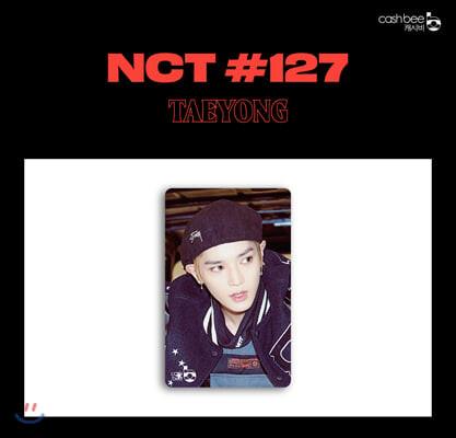엔시티 127 [NCT 127] - 캐시비 교통카드 [태용 ver]
