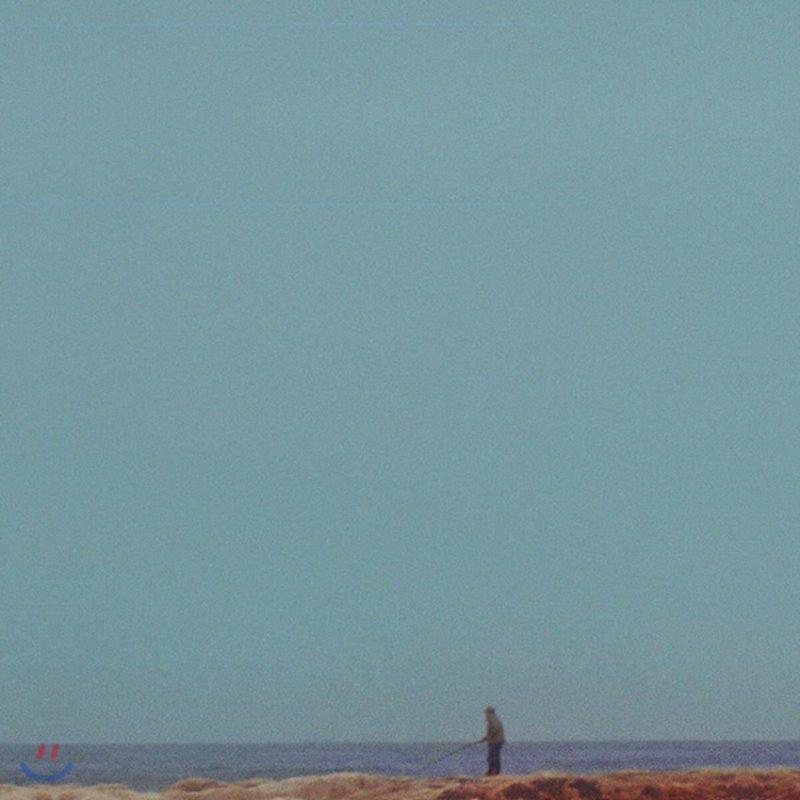 공중도둑 (Mid-Air Thief) - 2집 무너지기 (Crumbling) [퍼플 &스카이블루 마블  컬러 LP]