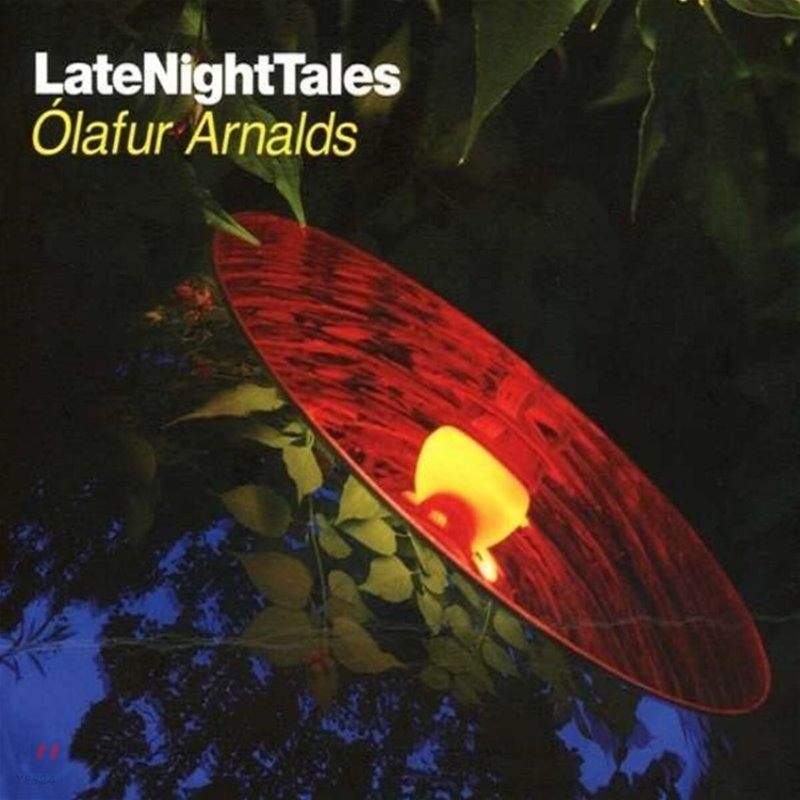 Olafur Arnalds (올라퍼 아르날즈) - Late Night Tales: Olafur Arnalds [2LP]
