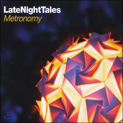 Metronomy (메트로노미) - Late Night Tales: Metronomy [2LP]