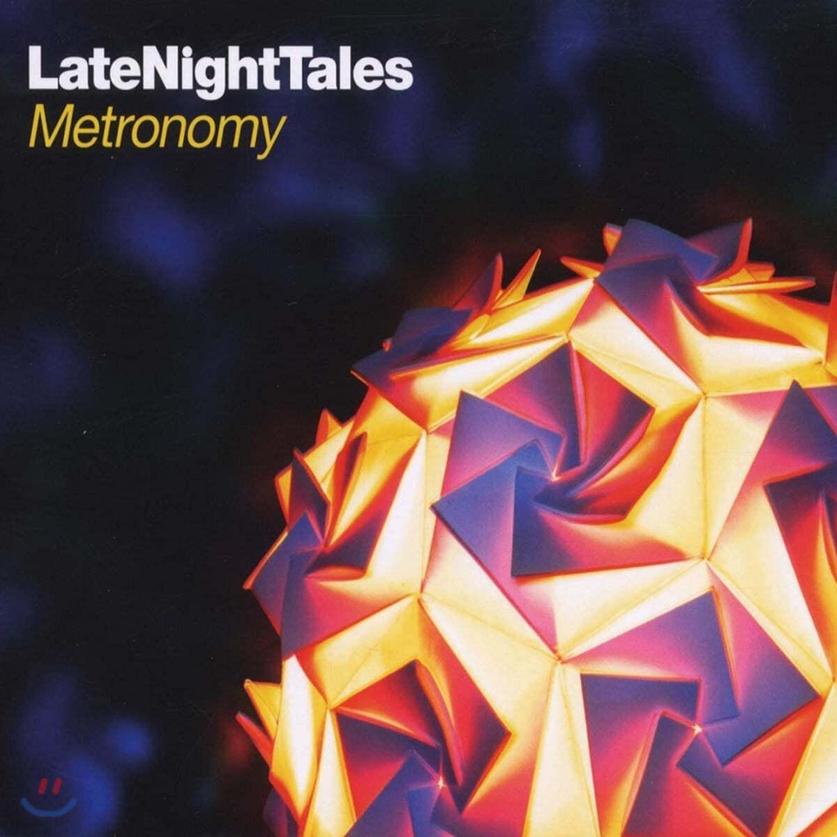Metronomy (메트로노미) - Late Night Tales: Metronomy