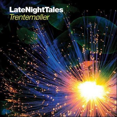 Night Time Stories 레이블 컴필레이션 앨범: 트렌트모러 (Late Night Tales: Trentemoller) [2LP]